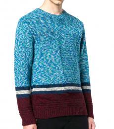Blue K-Links Sweater