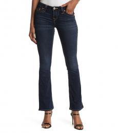 True Religion Indigo Upgrade Becca Bootcut Jeans