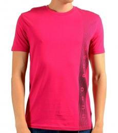 Hugo Boss Raspberry Crewneck T-Shirt