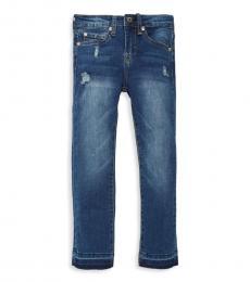 Girls Seratoga Ankle Skinny Jeans