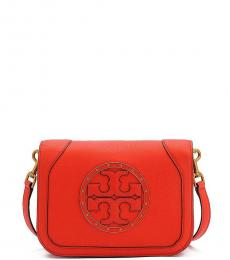 Tory Burch Red Stud Medium Crossbody