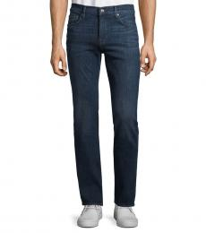 7 For All Mankind Skadron Slimmy Straight-Leg Jeans