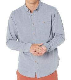 Blue All Day Woven Shirt