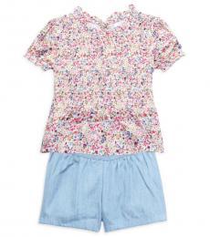 BCBGirls 2 Piece Top/Shorts Set (Baby Girls)
