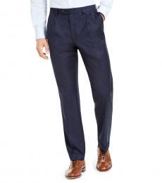 Ralph Lauren Navy Blue Classic-Fit Pants