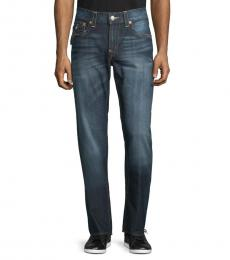Lost Paradise Slim-Fit Straight Jeans