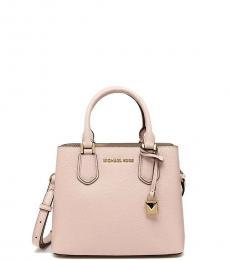 Michael Kors Blossom Pink Adele Mini Satchel