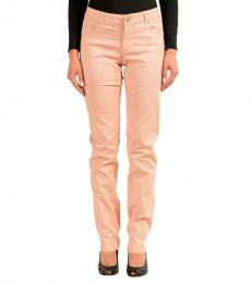 Versace Jeans Couture Sparkling Pink Skinny Jeans