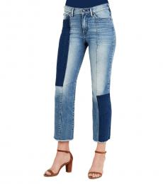 Sand Sculp Cora Stovepipe Cropped Stretch Jeans