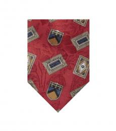 Dolce & Gabbana Red Traditional Tie