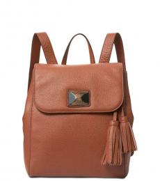 Walnut Alix Small Backpacks