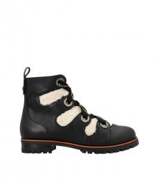 Black Bei Ankle Boots