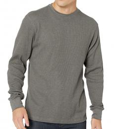 Dark Grey Essential Thermal Sweater