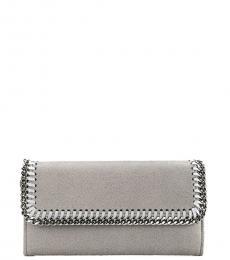 Stella McCartney Grey Falabella Wallet