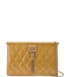 Givenchy Yellow Gem Medium Crossbody