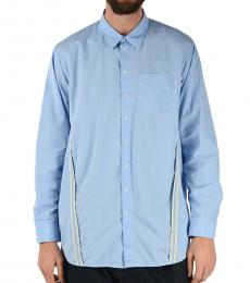 Dsquared2 Light Blue Embroidery Shirt