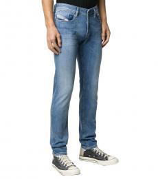 Diesel Blue Sleenker-X Slim Fit Jeans