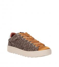 Coach Marigold Low Top Sneakers