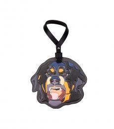 Givenchy Multi color Bull Dog Key Holder