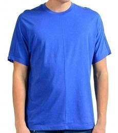 Hugo Boss Blue Crewneck Short Sleeve T-Shirt