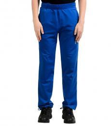 Emporio Armani Blue Track Sweat Pants
