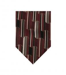 Burgundy Timeless Tie