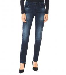 Versace Jeans Dark Blue Denim Slim Fit Jeans