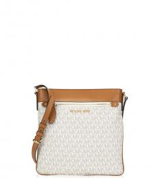 Vanilla Acorn Connie Medium Crossbody