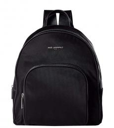 Black Cara Medium Backpack