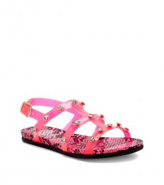 Vince Camuto Little Girls Pink Aveson Sandals