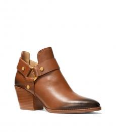 Michael Kors Luggage Pamela Boots