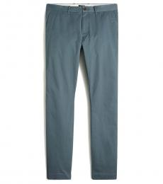 Blue Skinny-Fit Pants