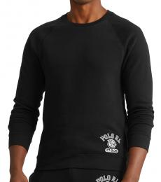 Ralph Lauren Black Fleece Logo Sweatshirt