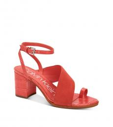 Coral Coleen Heels