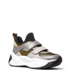 Michael Kors Metallic Keeley Sneakers