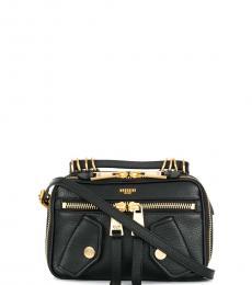 Moschino Black Classic Small Shoulder Bag