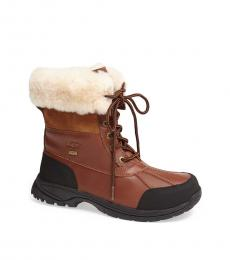 UGG Worchester Butte Bomber Boots