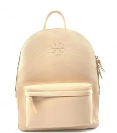 Tory Burch Sweet Melon Thea Zip Around Medium Backpack