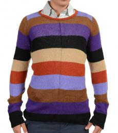 Multi color Cashmere Sweater