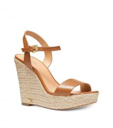 Michael Kors Acorn Jill Wedges