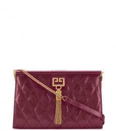 Violet Gem Medium Crossbody