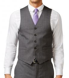 Ralph Lauren Grey Classic-Fit Vest