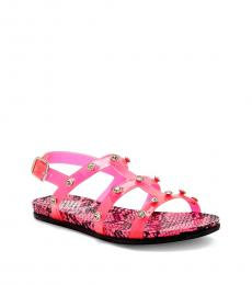 Vince Camuto Girls Pink Aveson Sandals