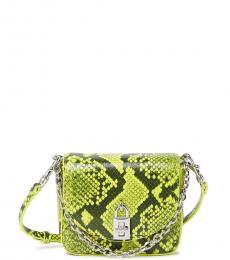 Yellow Love Too Mini Crossbody Bag