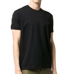 Dsquared2 Black Jersey Very Very Dan Fit T-Shirt