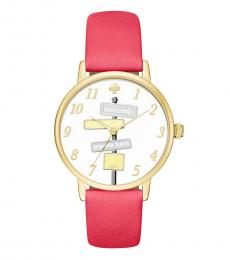 Pink Metro Sophisticated Watch