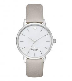 Kate Spade Light Brown Metro Clocktower Time Piece