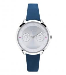 Blue Metropolis Watch