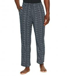Michael Kors Midnight Logo Fleece Pants