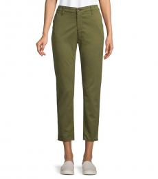 AG Adriano Goldschmied New Spruce Cropped Pants